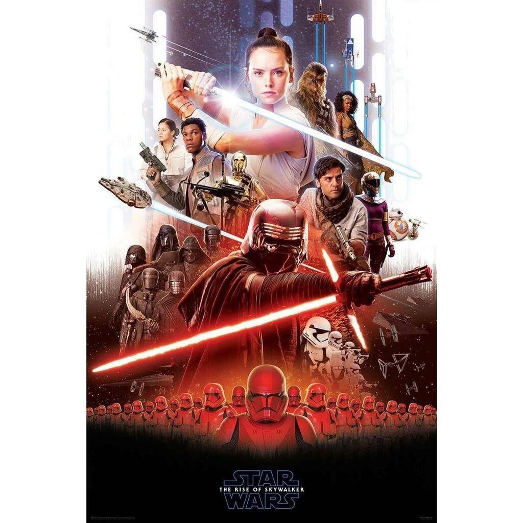 Miglior The Rise Of Skywalker Poster