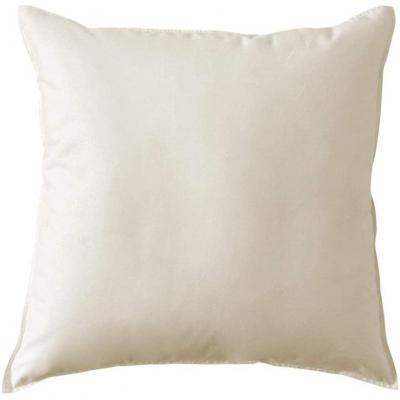 MACK, Cuscino base con imbottitura in piuma , cuscino in piuma per un sonno ristoratore , 80x80 cm, 1500g
